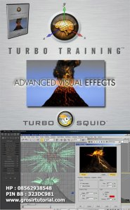 3ds max Turbo Training Advanced Visual Effects