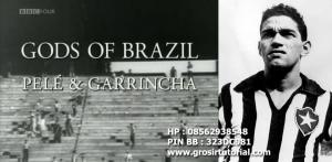 BBC - Gods of Brazil Pele and Garrincha (Dokumenter)