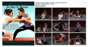 Brazilian Jiu-Jitsu for Women with Christie Phillips