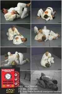 Brazilian Jiu-Jitsu Instructional 3-DVD Set [Renzo Gracie and Craig Kukuk]