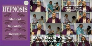 Brian David Phillips – Comprehensive Basic Hypnosis Course