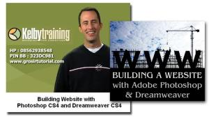 Building a Website with Photoshop CS4 and Dreamweaver CS4
