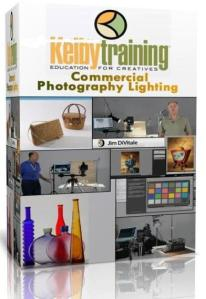 Commercial Photography Lighting  kelby trainin