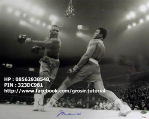 DVD dokumenter petinju Muhammad Ali