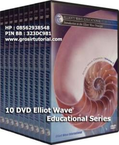 Elliot Wave Educational Series vol 1-10