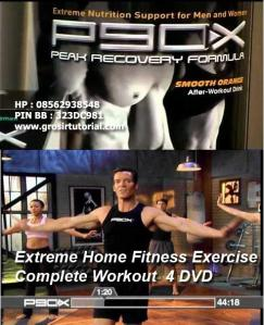 Extreme Home Fitness Exercise Complete Workout