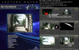 Gnomon Workshop - Gnomon Multi Pass Compositing