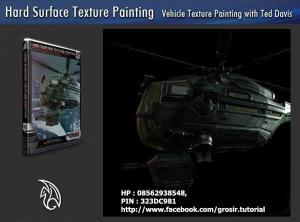 Gnomon Workshop - Making Vehicle Helicopter