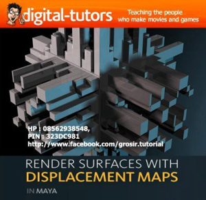 Gnomon Workshop - Mastering Displacement Maps
