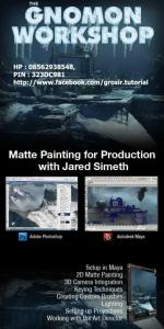 Gnomon Workshop - Matte Painting for Production with Jared Simeth