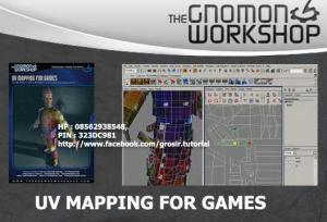 Gnomon Workshop - UV Map for Games