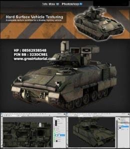Hard Surface Vehicle Texturing