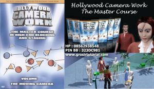 Hollywood Camera Work The Master Course vol complete 1-6