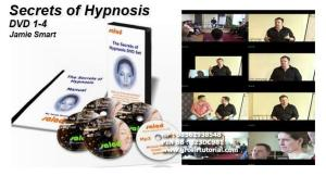 Jamie Smart Secrets of Hypnosis dvd 1-4