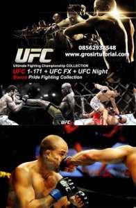 Jual UFC-collection lengkap