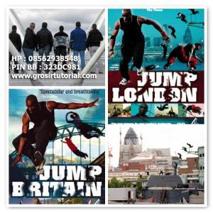 Jump London Parkour