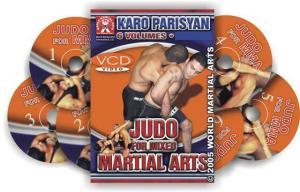 Karo Parisyan-Judo for Mixed Martial Arts 6 volume