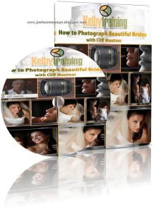 Kelby Training - How to photograph beautiful brides with cliff mautner