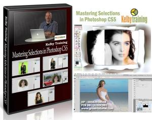 Kelby Training - Mastering Selections in Photoshop CS5
