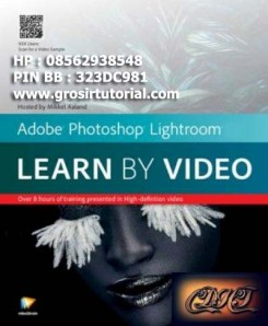 LEARN ADOBE PHOTOSHOP LIGHTROOM 3 VIDEO2BRAIN