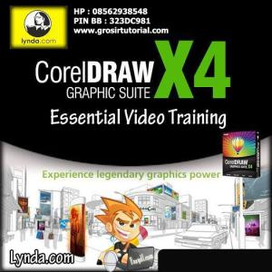Lynda.com - Coreldraw X4 Essential Training