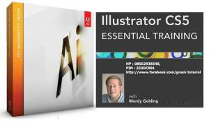 Lynda.com - Illustrator CS5 Essential Training