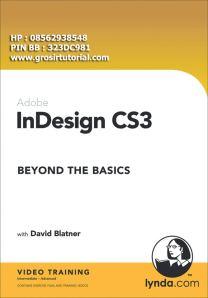 Lynda.com - InDesign CS3 Beyond the Basics