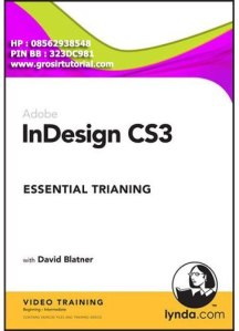 Lynda.com - InDesign CS3 Essential Training