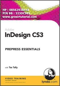 Lynda.com - InDesign CS3 Prepress Essentials