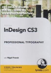 Lynda.com - Indesign CS3 Professional Typography