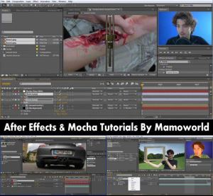 Mamoworld - After Effects VFX & Mocha Tutorials