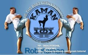 Muay thai kick boxing Rob karman, the legend juara dunia muay thai kick boxing