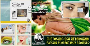 Photoshop CS4 Retouching Fashion Photography Training
