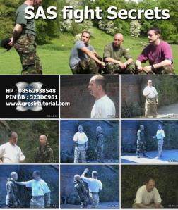 SAS fight Secrets