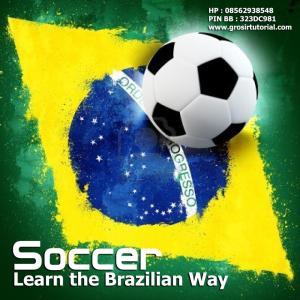 Soccer - Learn the Brazilian Way (Tutorial)