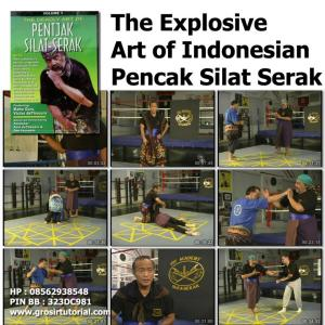 The Explosive Art of Indonesian Pencak Silat Serak
