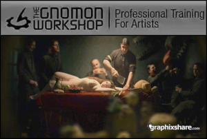 The Gnomon Workshop - Using 3d Turning a Still Image to 3d