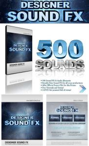 Video Copilot - Designer Sound FX (Movie Trailer Sound FX & Elements)
