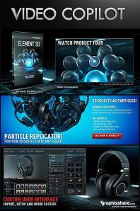 Video Copilot - Element 3d