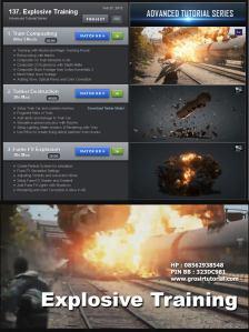 Video Copilot - Explosive Training