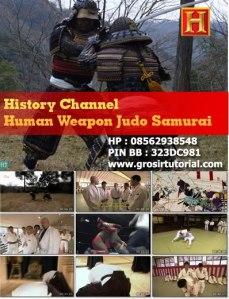 vild-history channel human weapon judo samurai legacy