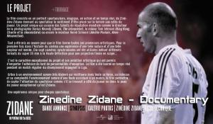 Zinedine Zidane - Documentary (Dokumenter)