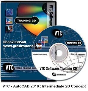 autocad2010 VTC