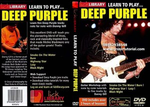 Deep Purple Lick Library