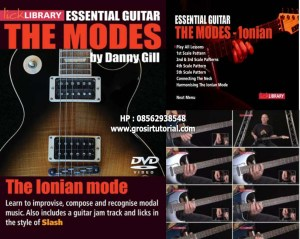 Essential Guitar The Modes The Ionian Mode