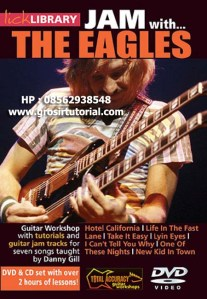 Lick Library Jam with The Eagles Ionian