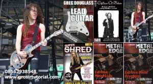 Marty Friedman Extreme Metal Guitar Lesson