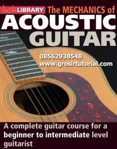 The Mechanics of Acoustic Guitar