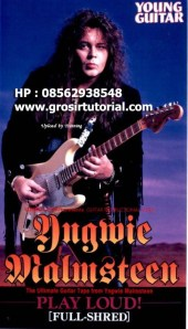 Yngwie Malmsteen Play Loud! Guitar Lessons