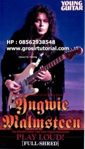 Yngwie Malmsteen Play Loud! Guitar Lessons